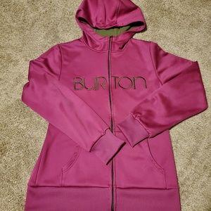 Womans Burton Dry Ride Hoodie Size XL